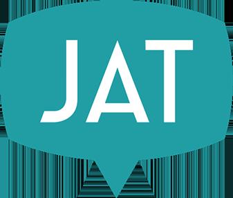 JAT logo - Julkisen alan tiedottajat